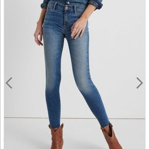 Lucky Brand- Ava Super Skinny Jean